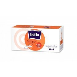 Tampony Bella Super Plus Easy Twist 16szt.